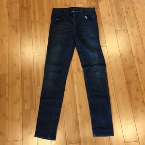 Zara Z1975 High waist Denim Skinny Jeans